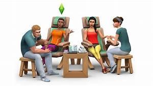 Acheter Les Sims 4 Dlc Bundle  Spa  Party  Patio