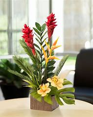 Best tropical flower arrangement ideas and images on bing find tropical silk flower arrangement mightylinksfo