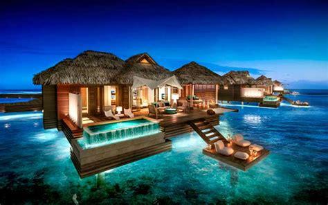 chambre d hote cuba el primer hotel de lujo sobre el agua en el caribe abre