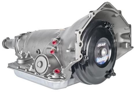 Chevy 700r4  Level 2 Transmission With Torque Converter