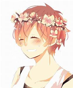 How To Draw Flower Crowns Tumblr Girl Drawing Flower Crown ...