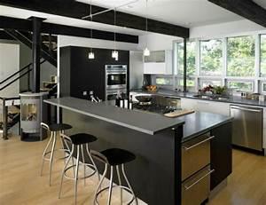 Farbe Für Holzmöbel : 120 ideen f r eine moderne k chenplanung ~ Sanjose-hotels-ca.com Haus und Dekorationen