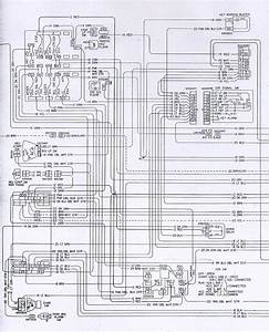 1978 Camaro Dash And Steering Column Wiring Schematic  61382