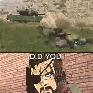 Still The Best Buddy In Mgsv Tho Tbh By Barcaborn Meme