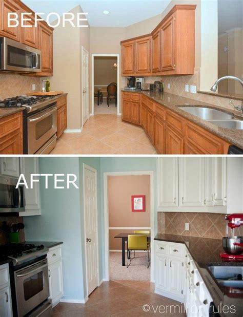 diy project painting  kitchen cabinets