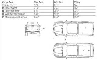 F150 Bed Dimensions by The Most Awesome Ford F 150 Truck Bed Dimensions