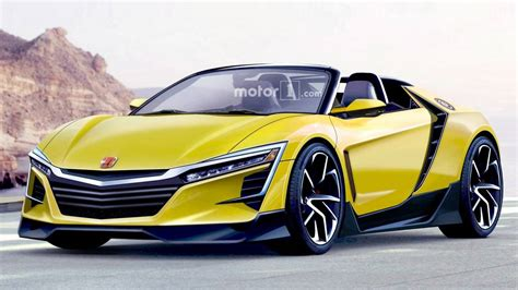 Honda New S2000 by Honda Isn T Bringing Back The S2000 But What If It Did
