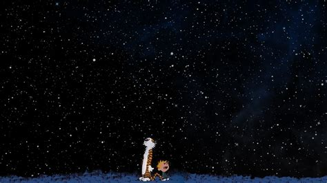 Follow the vibe and change your wallpaper every day! Calvin And Hobbes, Space, Stars Wallpapers HD / Desktop ...