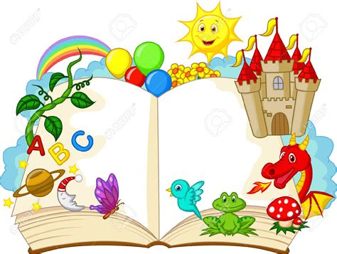 Free Download Best Fairytale Clipart