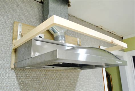 gotcha covered building  wood range hood cover young