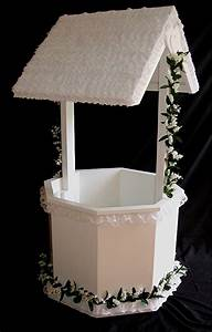 rental decorations With wedding shower wishing well