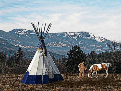 Native American Indian Teepees