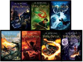 New Covers Harry Potter Book 2014