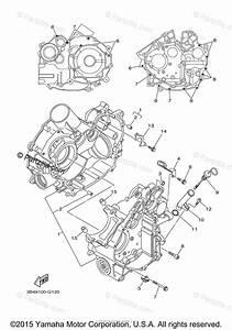 Yamaha Atv 2009 Oem Parts Diagram For Crankcase