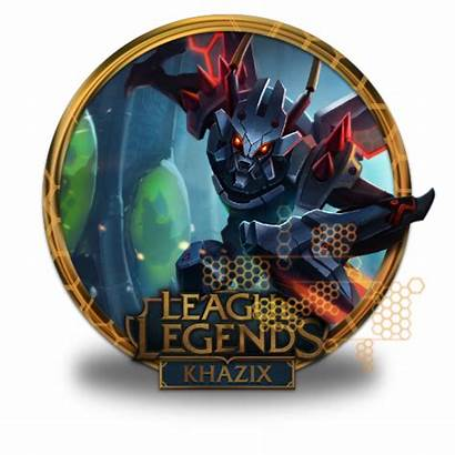 Icon Mecha Khazix Zix Kha League Legends