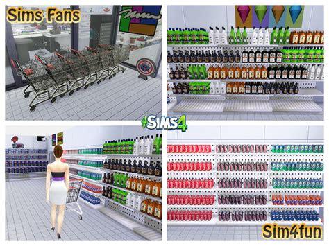simsupermarket  simfun  sims fans sims  updates
