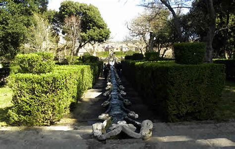Garten Der Ungeheuer by Garten Exkursion Italien 2010