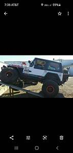 1991 Yj  New G2 Dana 44 Up Front With Eaton Lockers  Ford