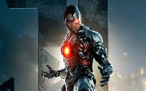 cyborg  justice league wallpapers hd wallpapers id