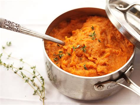 recipes with sweet potatoes the best mashed sweet potatoes recipe serious eats