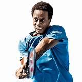 4 junior in the world. Gael Monfils FRA | Australian Open