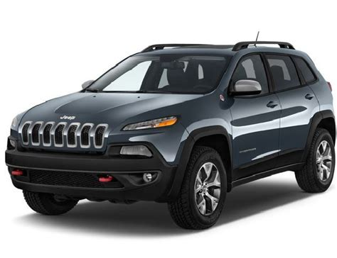 2017 Best Compact Crossovers And Suvs 2017 Jeep Cherokee
