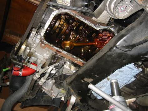 signs   oil pump  replacing