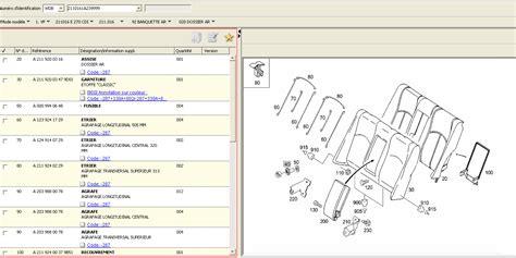 logiciel siege comment rabattre les sièges arrière page 1 classe e