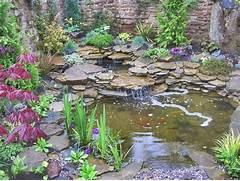 Water Garden Garden Water Features Pictures 02 Garden Water Features