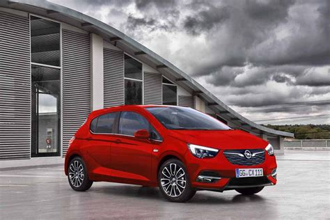 Opel Productions by Opel Continues The Production Of Electric And Hybrid Cars
