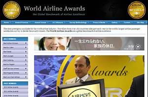 ワールドエアラインアワード、エミレーツ航空が1位に ANAも4位にランクイン | アジアトラベルノート