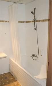 Beige Fliesen Bad : fliesen beschichten ist besser als kleinkariertes beige im bad ~ Watch28wear.com Haus und Dekorationen