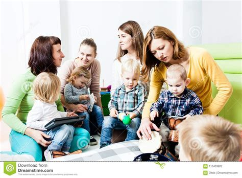 Our hope is that each. Musical Education For Preschoolers Stock Photo - Image of enthusiastic, band: 113433802