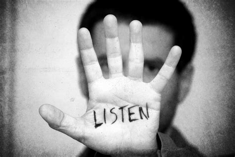 The Importance Of Listening As A Privileged Person