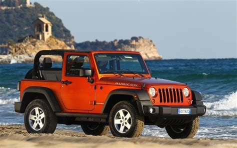 Jeep Wrangler 2012 Wallpaper