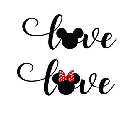 It is a free font. Free font_Love disney svg png Dxf Love disney cut Love | Etsy