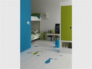 chambres d39enfants la dynamique par le sol With sol vinyle chambre enfant