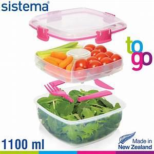 Salatbox To Go : sistema salatbox to go 1 1 l culinaris ~ A.2002-acura-tl-radio.info Haus und Dekorationen