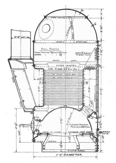 File:Cochran boiler, section (Bentley, Sketches of Engine ...