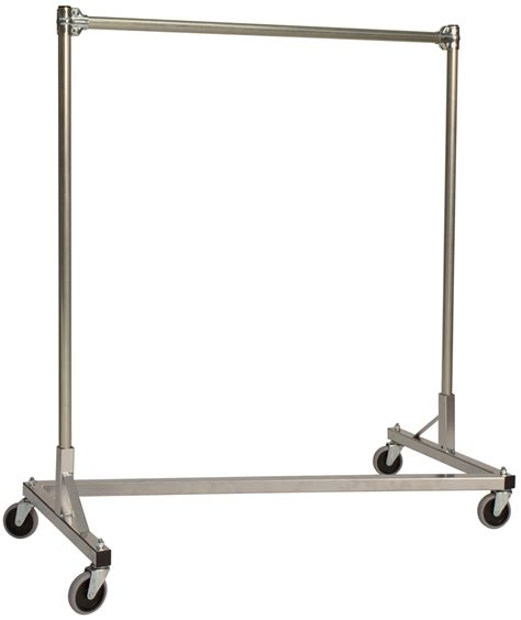 heavy duty clothes rack z garment rack with 500 pound capacity item