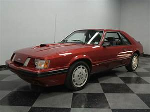 Ford Mustang 1986 SVO for sale online | eBay