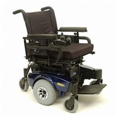 Pronto Power Chair M71 by Invacare Pronto M71 Rehab Power Wheelchair