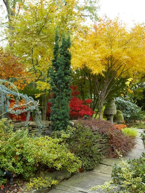 Garten Gestaltung Im Herbst by Gartengestaltung Ideen F 252 R Die Kommende Herbstsaison