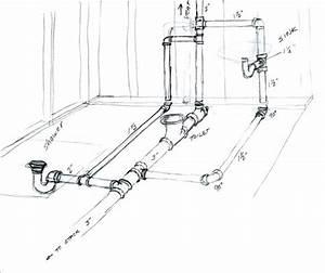 Plumbing Drawing At Getdrawings