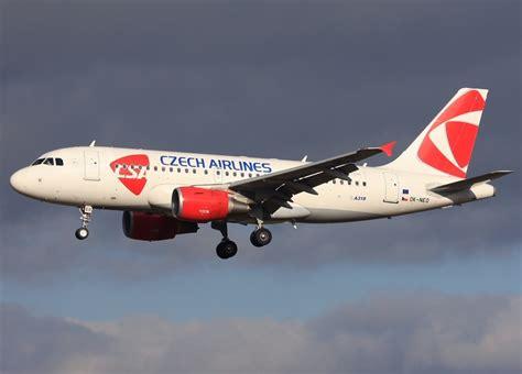 Czech Airlines destinations - Wikipedia
