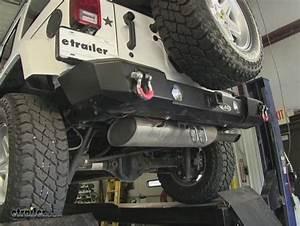 2014 Jeep Wrangler Trailer Wiring Harness