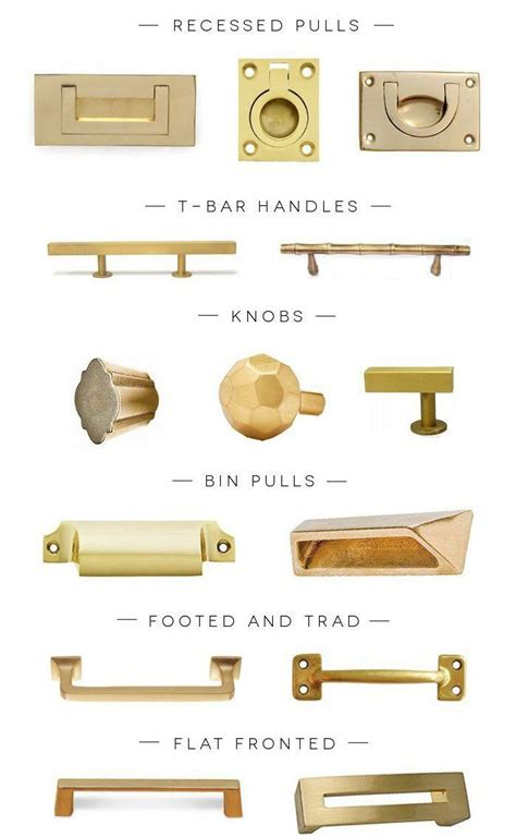 types of kitchen cabinets handles peonies and brass brass obsessed a hardware up of
