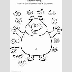 83 Best Cut And Paste Worksheets, Activities For Preschool Images On Pinterest Kindergarten