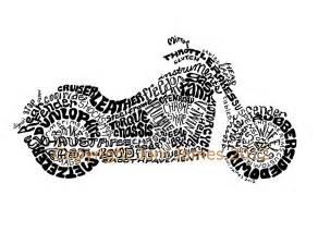 Harley-Davidson Motorcycle Drawings