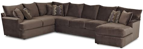 l shaped sectional sofa klaussner findley l shaped sectional sofa with right